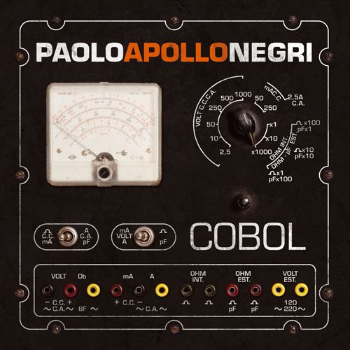 Cobol Paolo Apollo Negri Tanzan Music Records