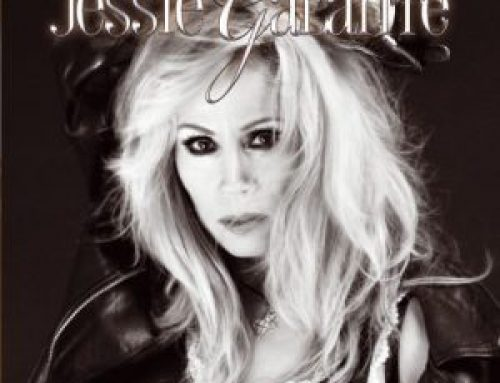 "Jessie Galante new album ""The Show Must Go On"" out on May 12th"