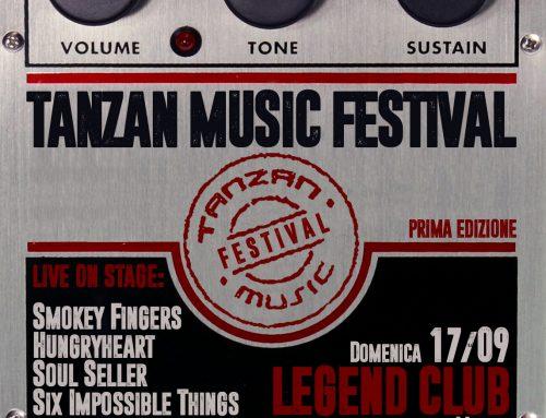 Tanzan Music Festival – 1st Edition