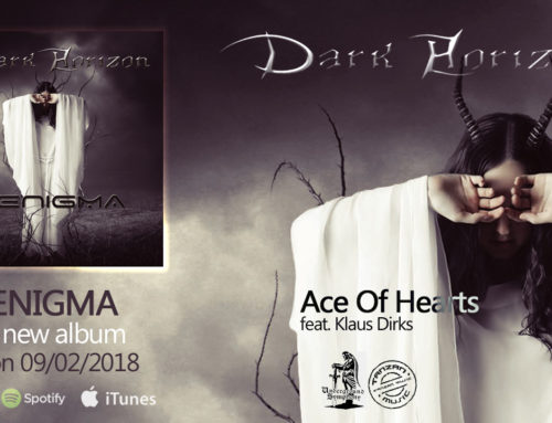 "Dark Horizon release new single ""Ace of Hearts"""