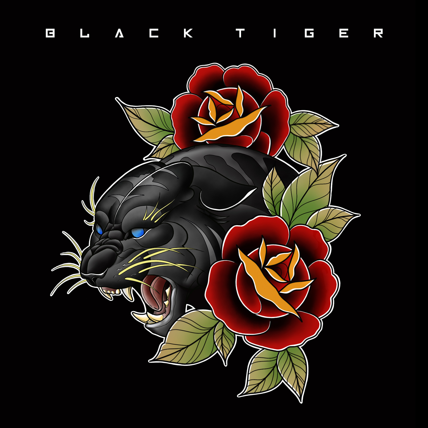 Black Tiger album